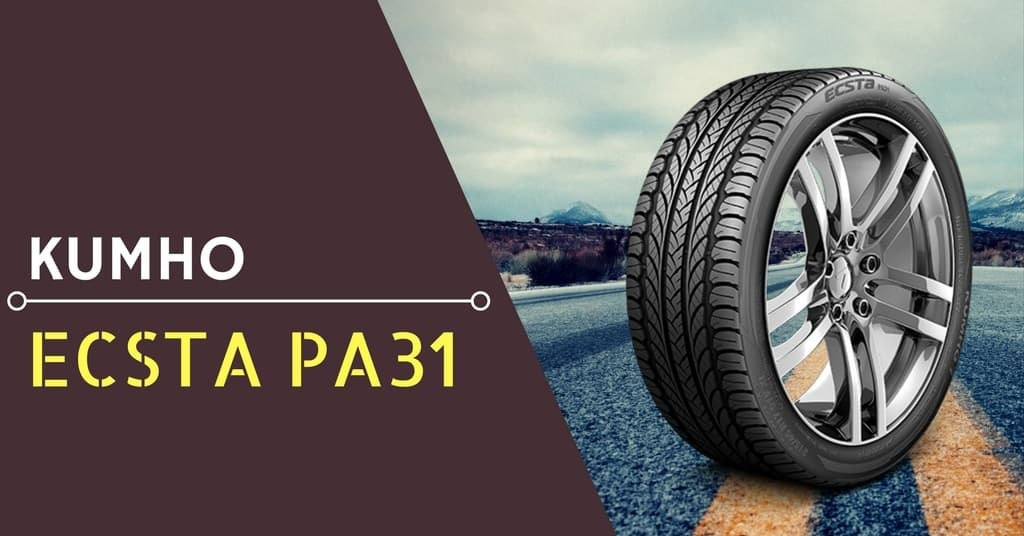 Kumho Ecsta PA31 Review & Rating