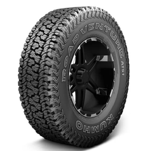Kumho-Road-Venture-AT51-Best Tires for Jeep Wrangler