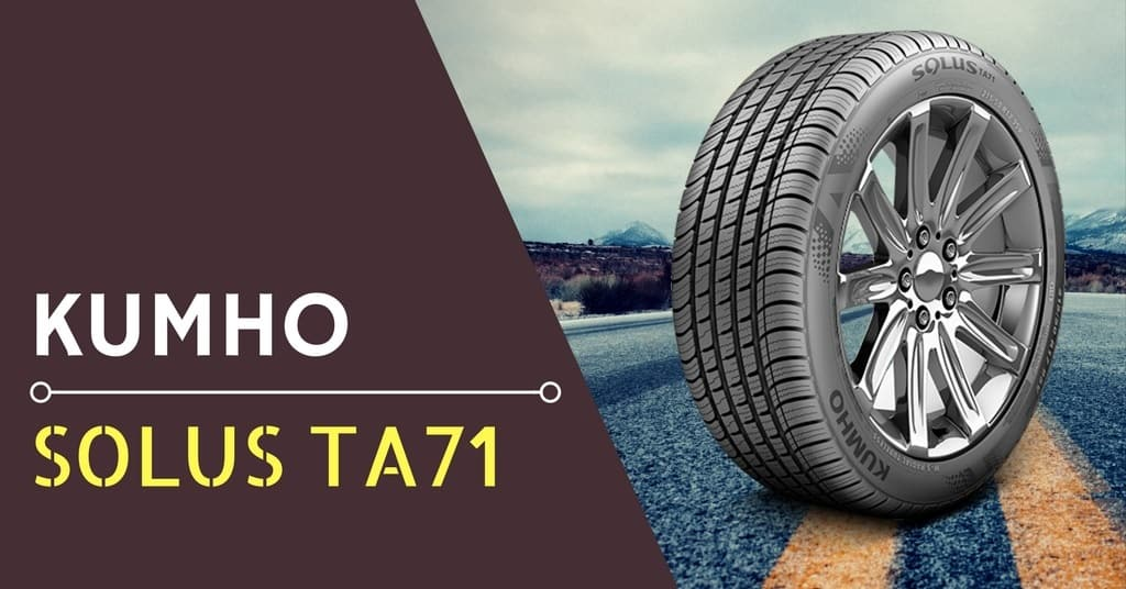 Kumho Solus TA71 Review & Rating