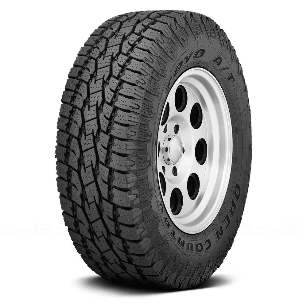 Toyo Open Country At2 Review >> 2019 Toyo Open Country A T Ii Review