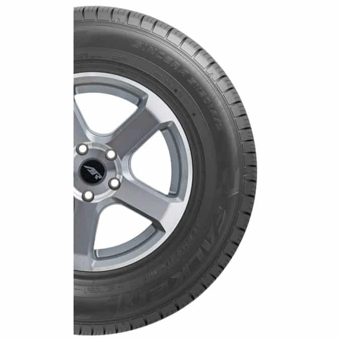 FALKEN SINCERA SN201 AS TIRE - 2