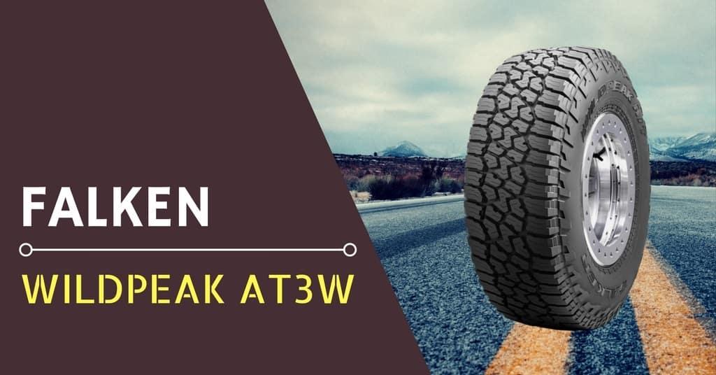Falken Wildpeak AT3W Tire Review