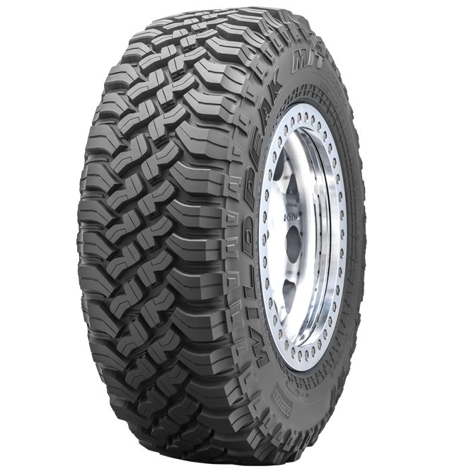 Falken Wildpeak MT review - 1