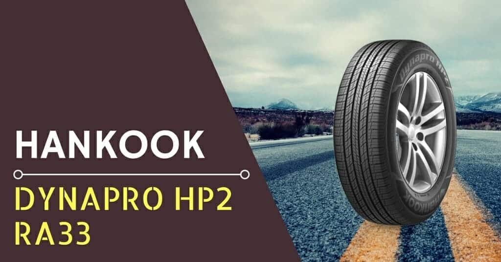 Hankook Dynapro HP2 RA33 Review & Rating