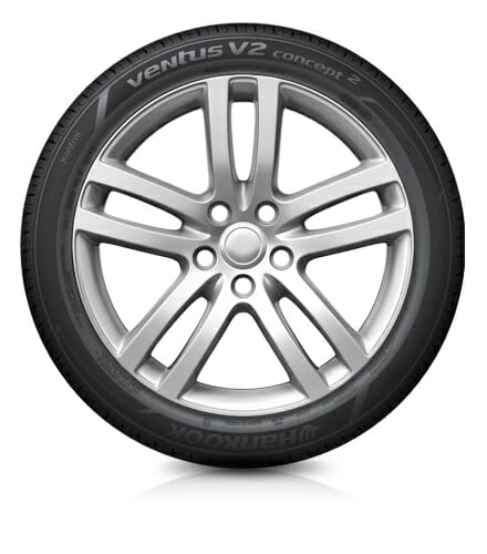 Hankook Ventus V2 Concept2 review - 4