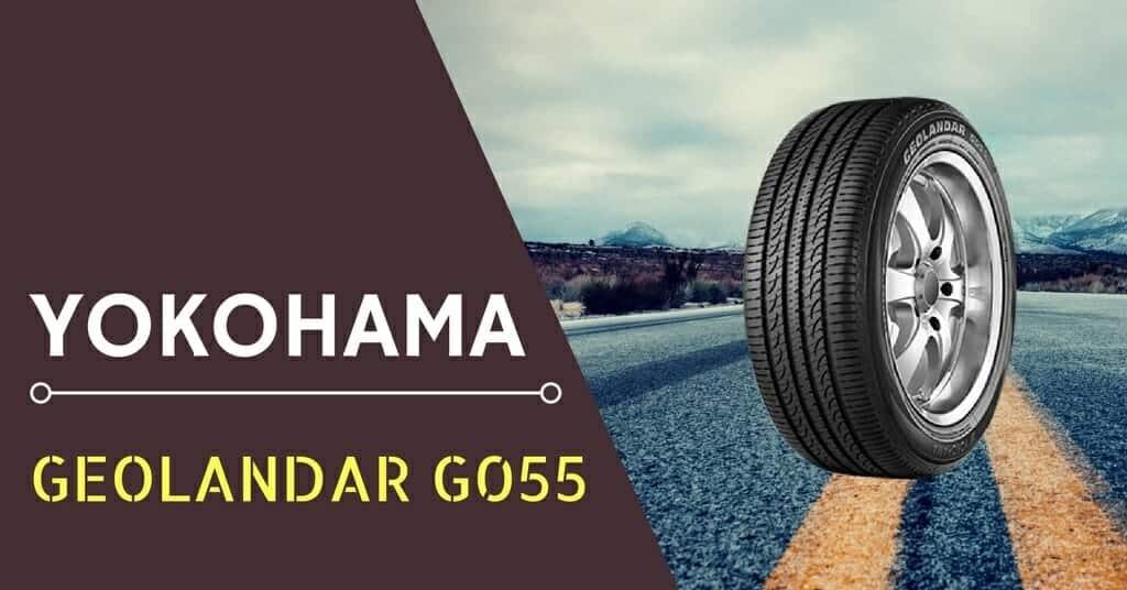 Yokohama Geolandar G055 Review & Rating