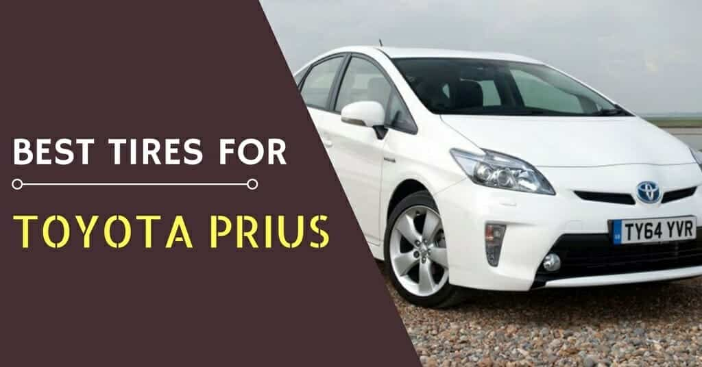 Best Tires for Toyota Prius - Featured Image