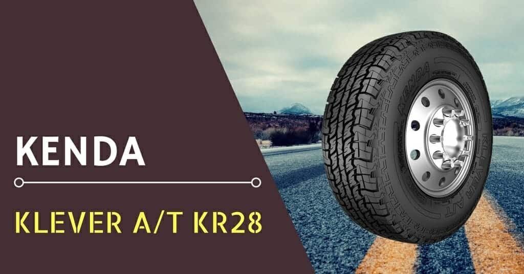 Kenda Klever A/T KR28 Tire Review