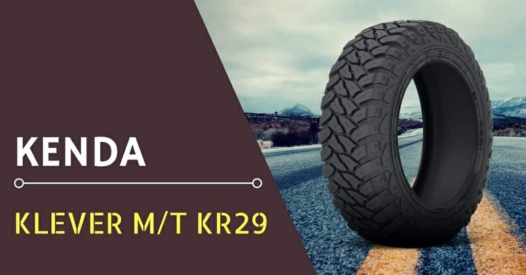 Kenda Klever M/T KR29 Tire Review