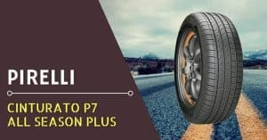 Pirelli CINTURATO P7 ALL SEASON PLUS Review - Feature Image