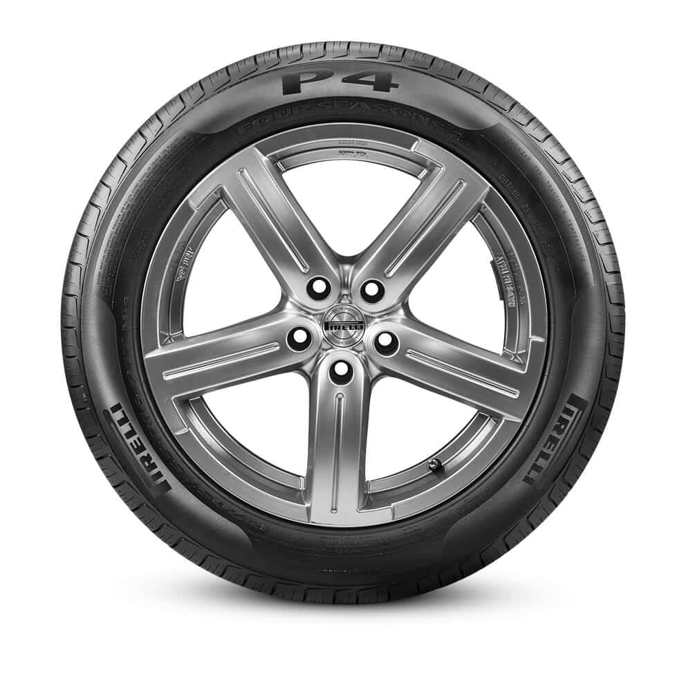 Pirelli P4 Four Seasons Plus review - 3