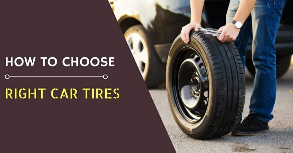 Tips for Choosing the Right Car Tires