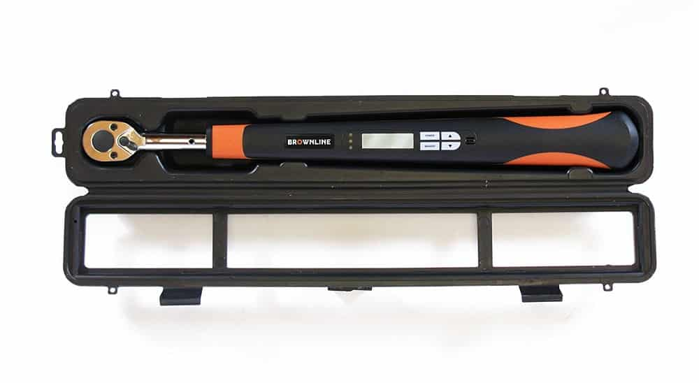 Brown Line Metalworks BLD0212BM Digital Torque Wrench