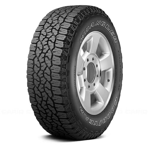best all terrain tire for ford f150 4x4