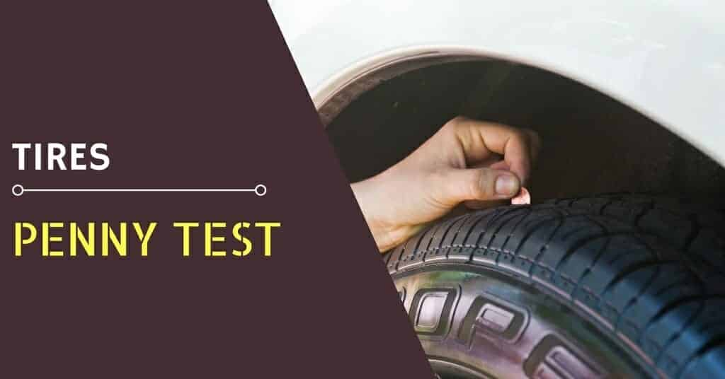 Tire Penny Test >> 2019 The Penny Test How To Tell If You Need New Tires Driving Press
