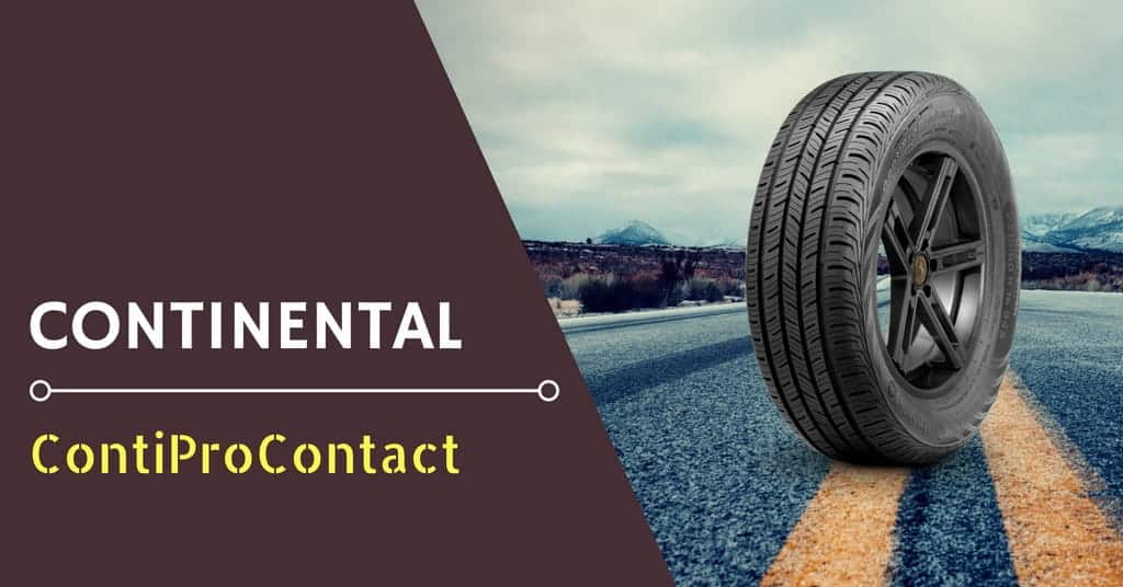 Continental ContiProContact Review & Rating