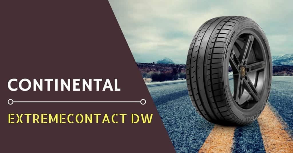 Continental ExtremeContact DW Review & Rating
