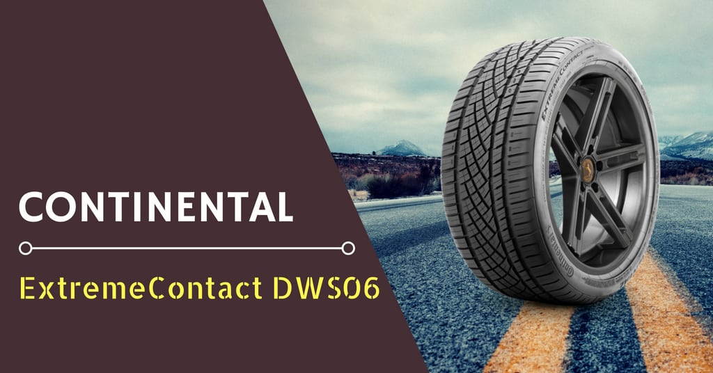 Continental ExtremeContact DWS06 Review & Rating