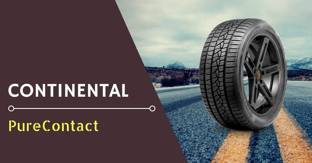 Continental PureContact with EcoPlus Technology Review & Rating