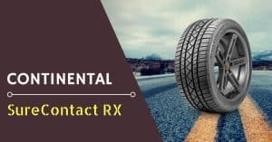 Continental SureContact RX Review - Feature Image