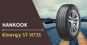 Hankook Kinergy ST H735 Review - Feature Image