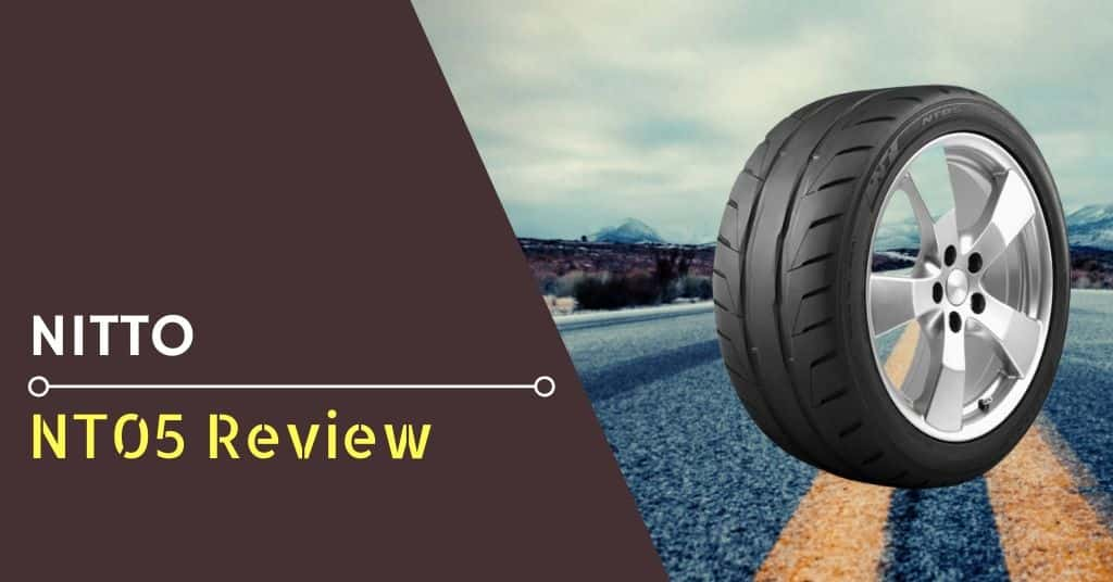 Nitto NT05 review: A drag tire for the street